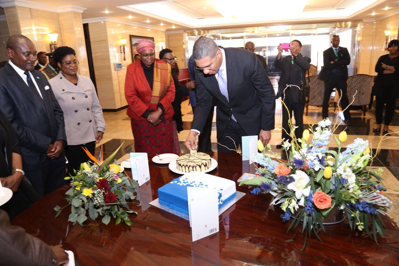 Andrew Holness birthday in Namibia2_o