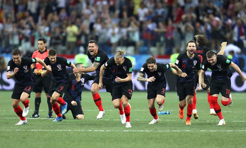 Croatia celebrates