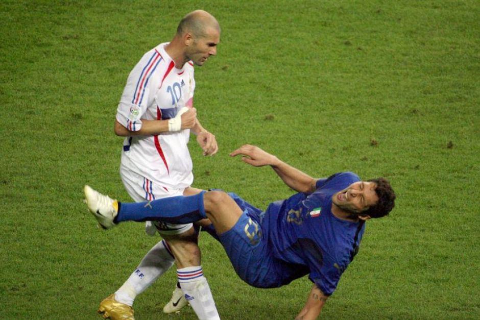 Zidane headbutt