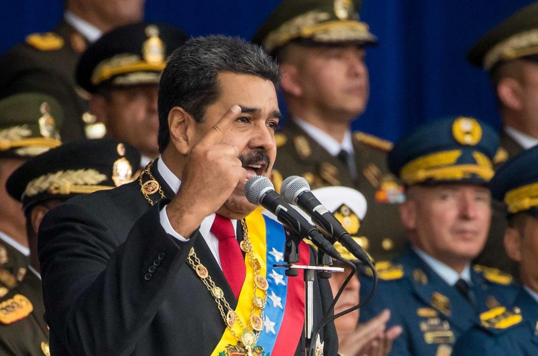 US-officials-secretly-met-with-Venezuelan-coup-plotters
