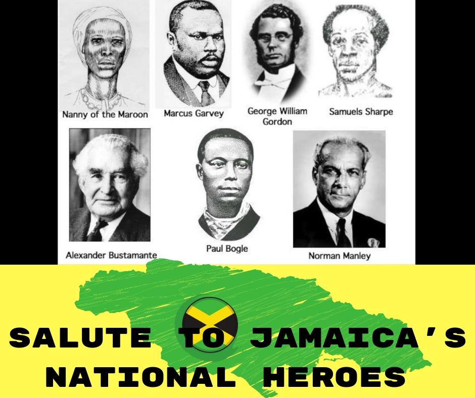 Salute to Jamaica's Naton