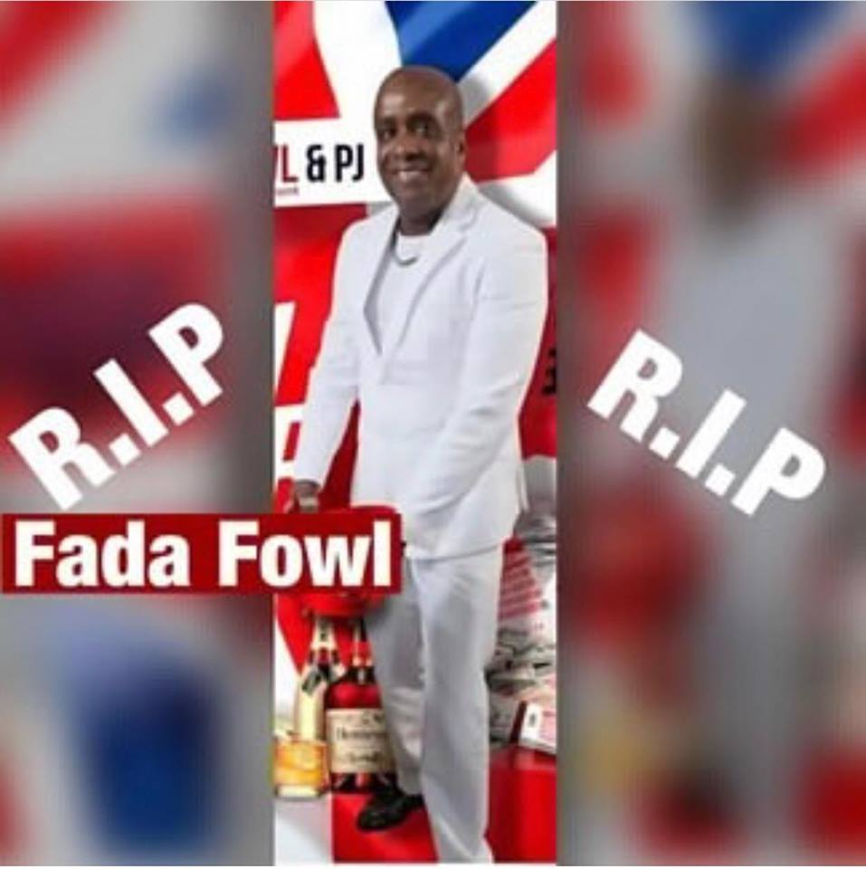 Roy Fowl RIP