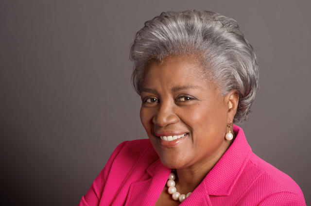 WASHINGTON, DC- JUNE 03: Donna Brazile is an American author, academic, and political analyst who is Vice Chairwoman of the Democratic National Committee. She is photographed in her office  in Washington, D.C. on June 03, 2014.  (Photo by Marvin Joseph/The Washington Post via Getty Images)