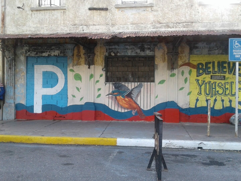 Kingston Creative Mural