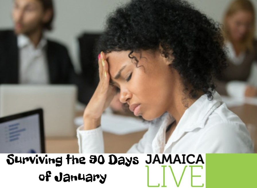 90 days of jan survival
