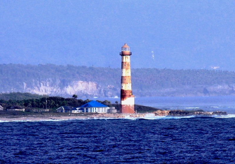 Morant Bay Lighthouse Jamaica