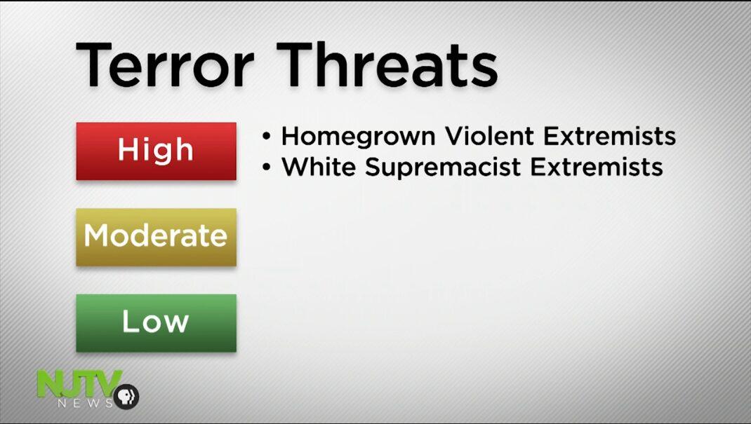 New Jersey Terror Threats