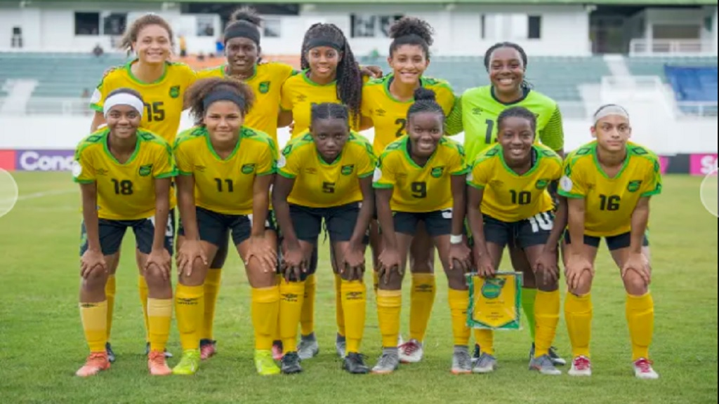 Reggae Girlz U-20 Team