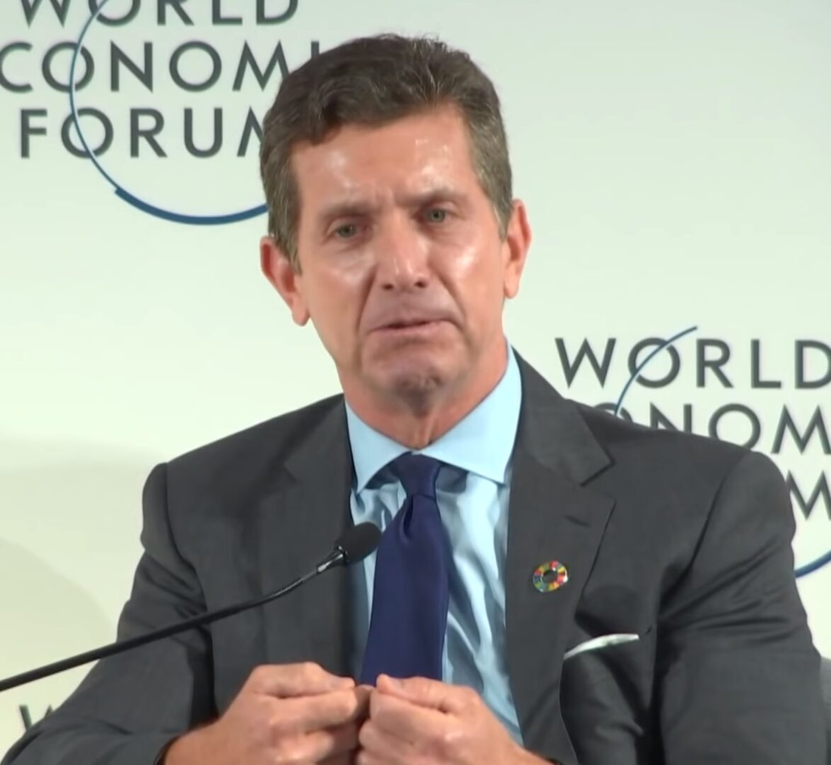 Johnson & Johnson Chairman and CEO Alex Gorsky
