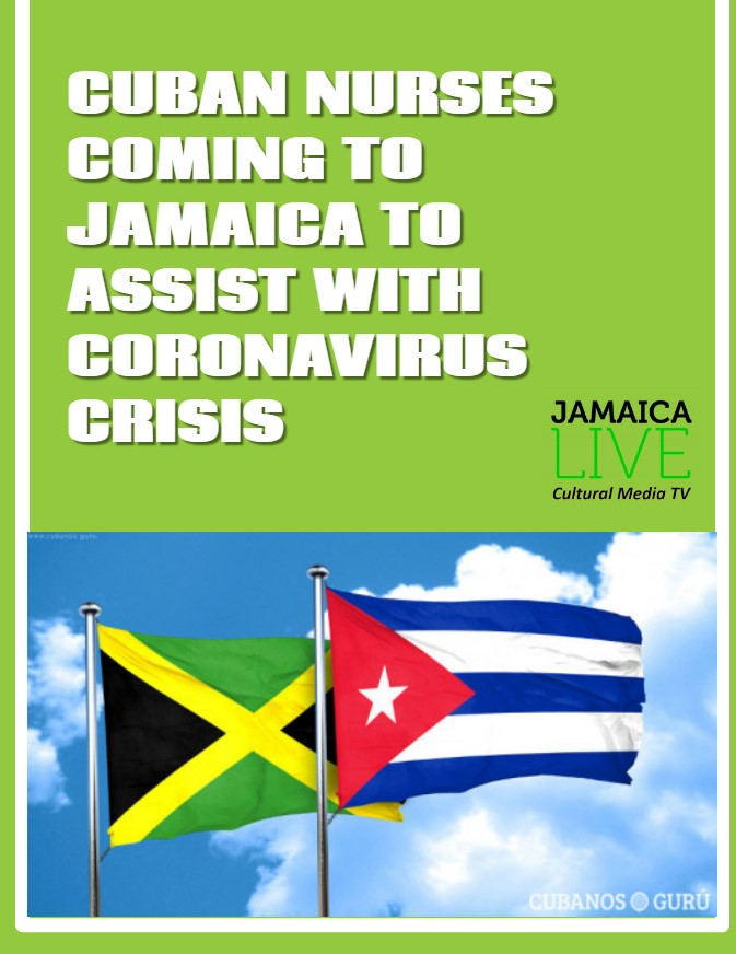 Cuban nurses coming to Jamaica
