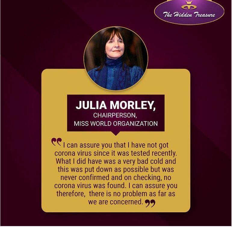 Julia Morely Corona 2