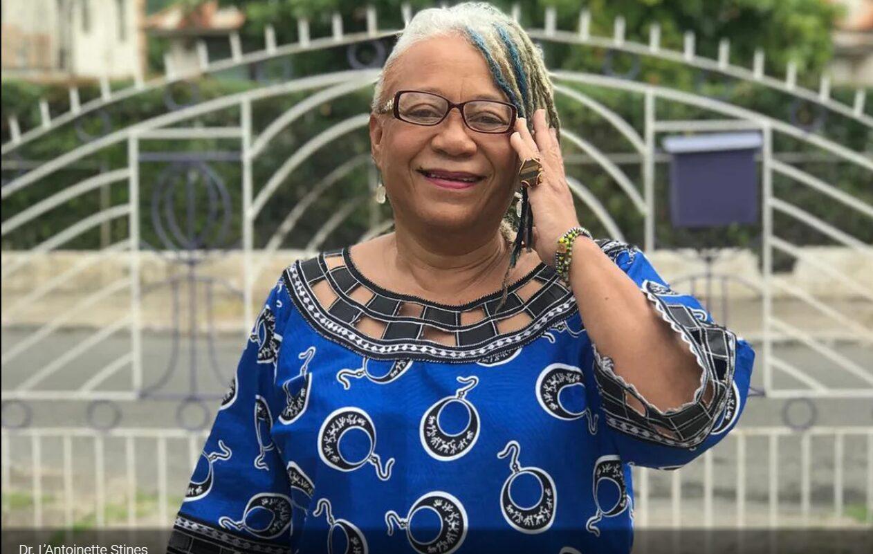 Dr. L'Antoinette Stines Jamaica Artist
