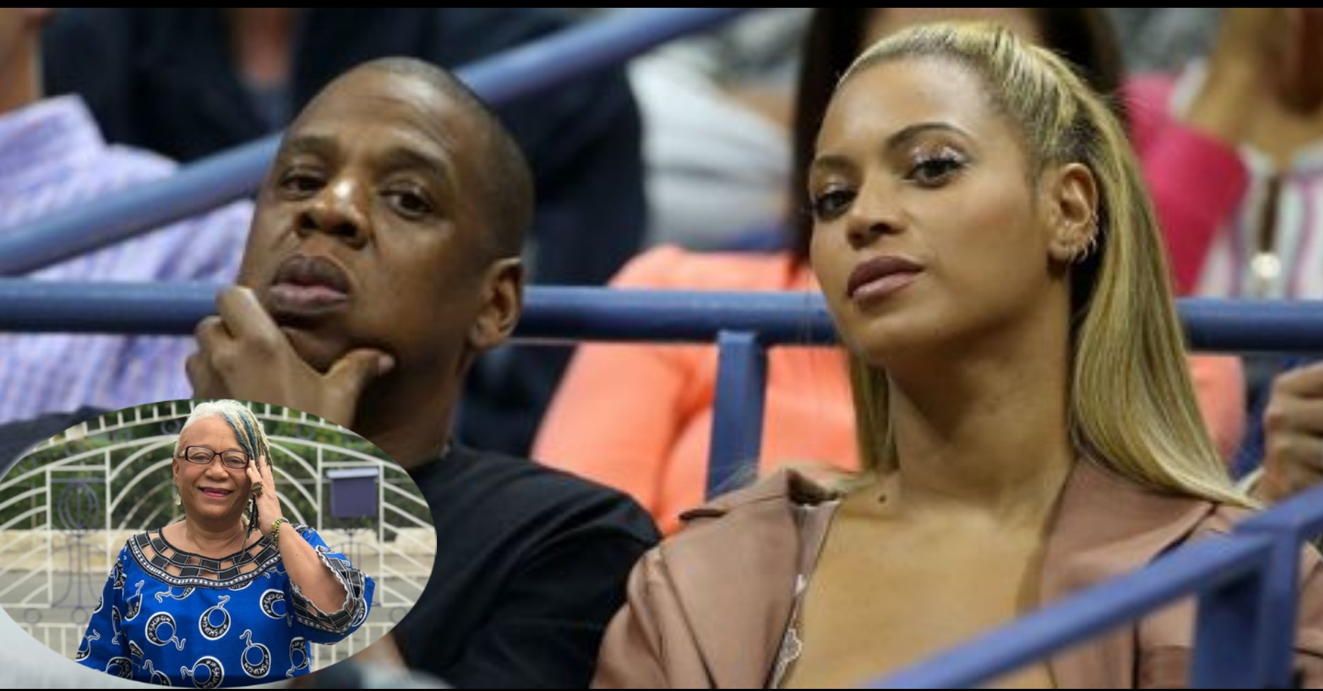 Jay-Z and Beyonce are facing a federal copyright infringement lawsuit from Dr L'Antoinette Stines