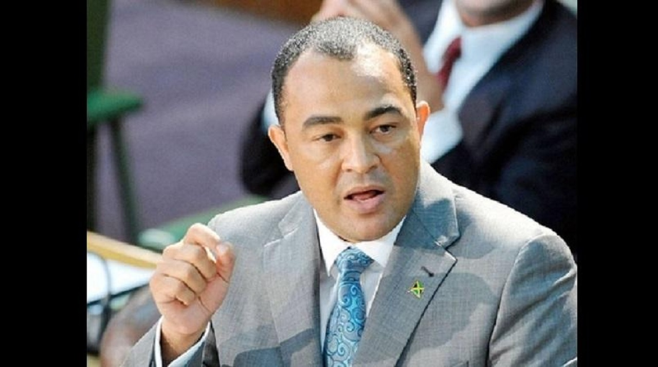 Health and Wellness Minister Dr. Chris Tufton