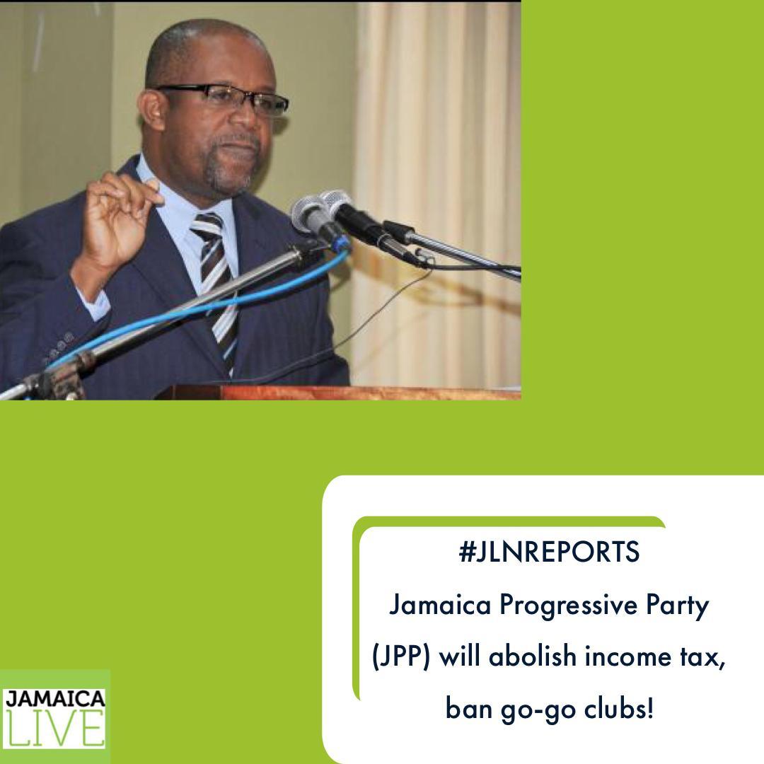 Jamaica Religious Party Graphics