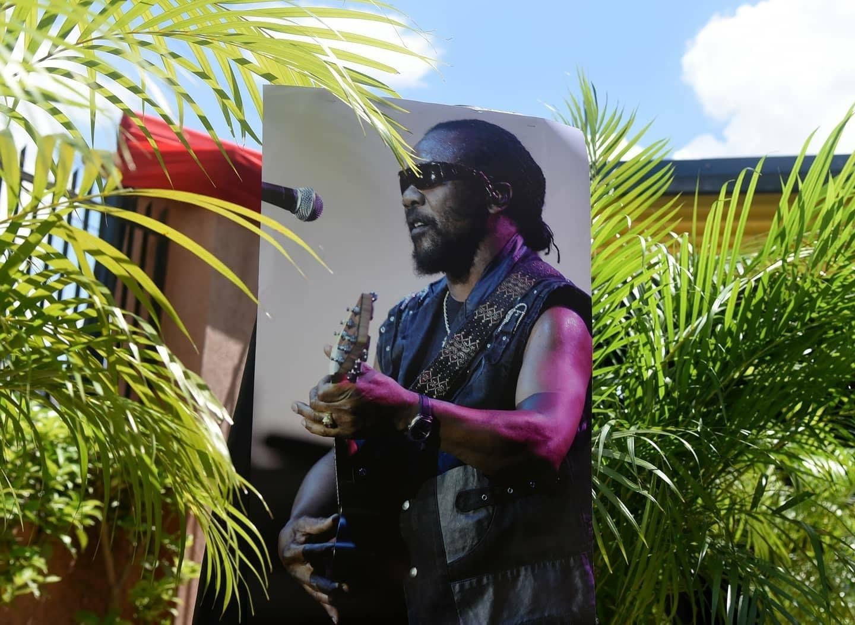 Reggae Icon Toots Hibbert Funeral