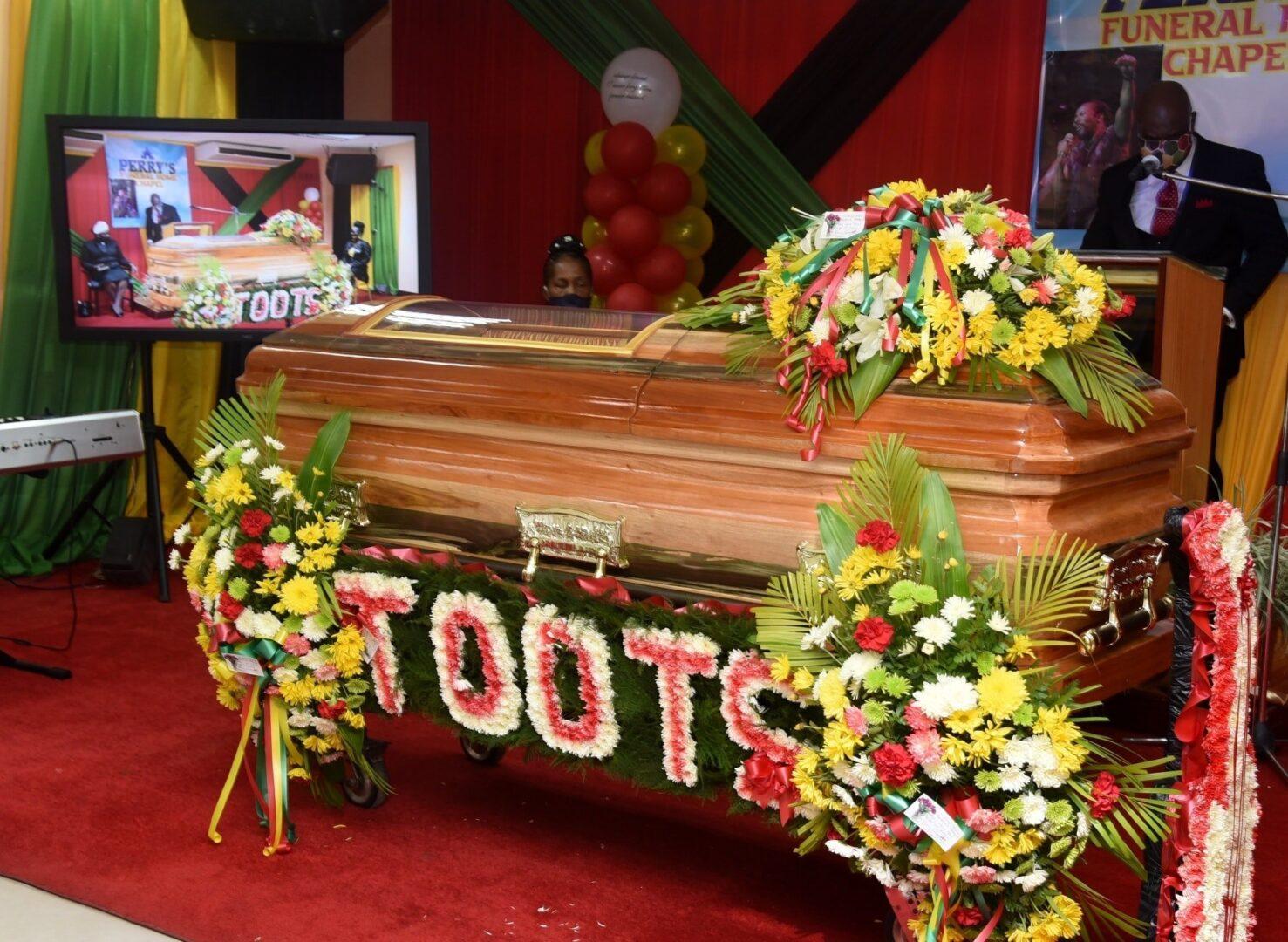Toots Hibbert Funeral