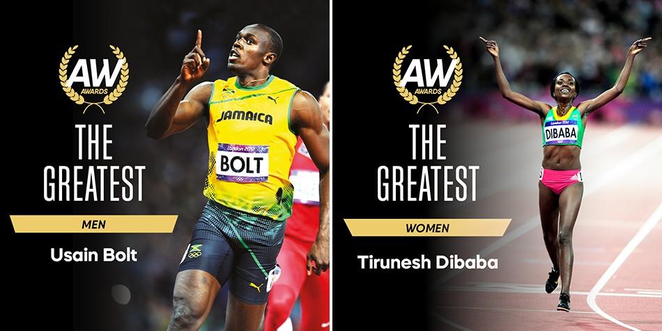 Usain-Bolt-and-Tirunesh-Dibaba-the-greatest