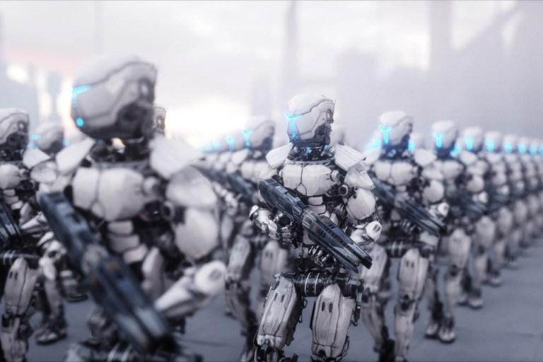 robot-soldier