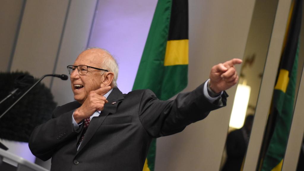 United States Ambassador to Jamaica Donald Tapia