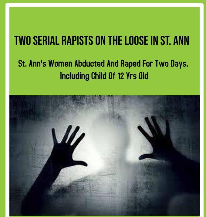 serial rapist UPDATE