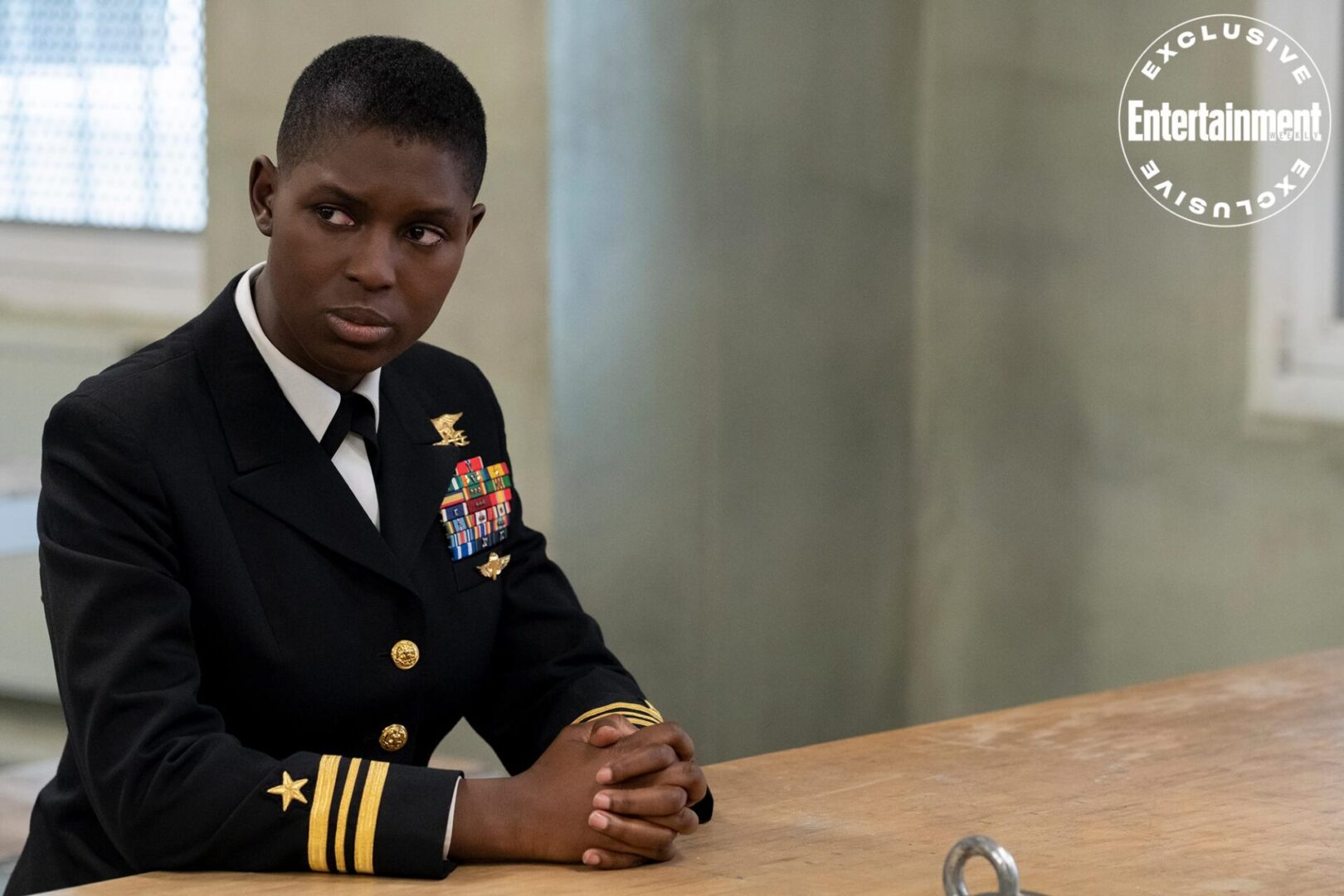 Jodie Turner-Smith In Tom Clancy's Without Remorse